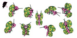 lollipop butterfly sketches copy copy