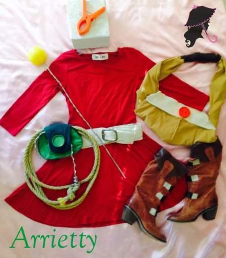 Arrietty Britta Cosplay