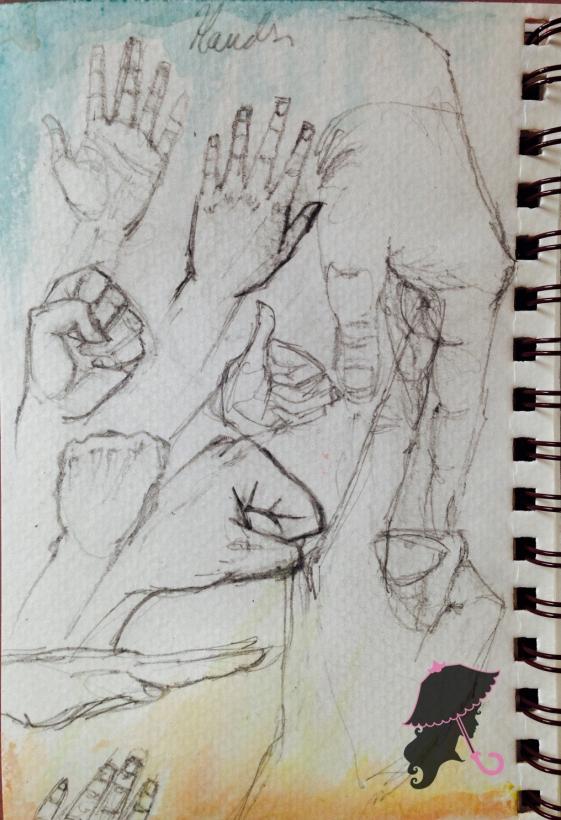 hands copy