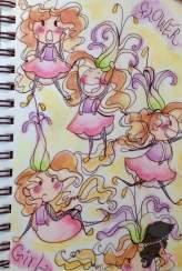 lil flower logo
