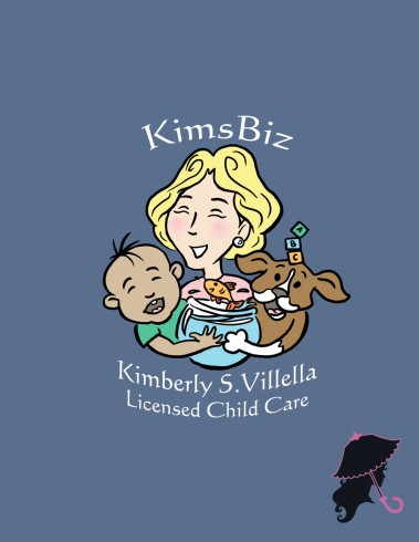Moms childcare logo